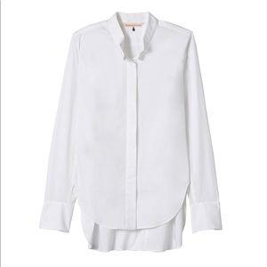 Rebecca Taylor Cotton Poplin Shirt